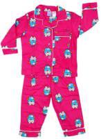 5997e02426af pink hoot flannelette pjs size6 - Girl s Flannelette Pyjamas (100 ...