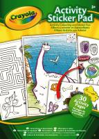 Crayola Activity Sticker Pad - Limited Stock 6 Available