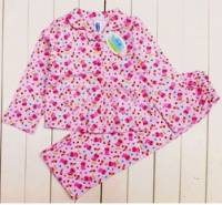 Girl's 100% Cotton Winter Pyjamas - Peppa Pig Princess Pyjamas - Size 6 - Pink - Limited Stock