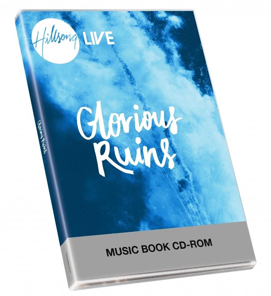 9320428243973 Glorious Ruins Hillsong Live Music Book Cd Rom